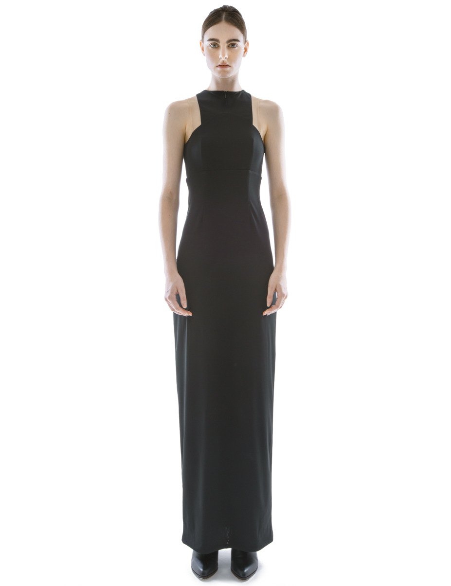 EMPIRE WAIST MAXI DRESS - Collate The Label