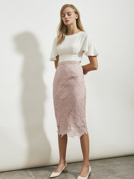 Jigsaw Lace Skirt