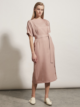 Two-Way Midi Dress